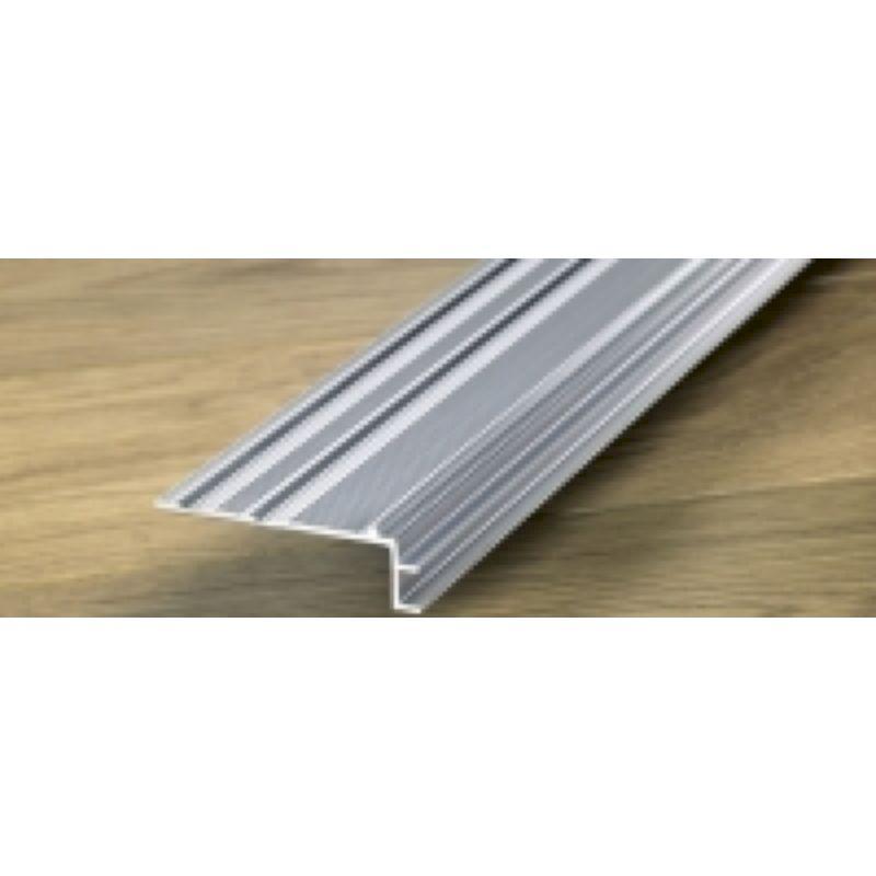 ооо QUICK-STEP Вспомогательный алюминиевый профиль Incizo для лестниц QSINCPBASE(-) > Размер: 215 см х 7,1 см х 1,7 см