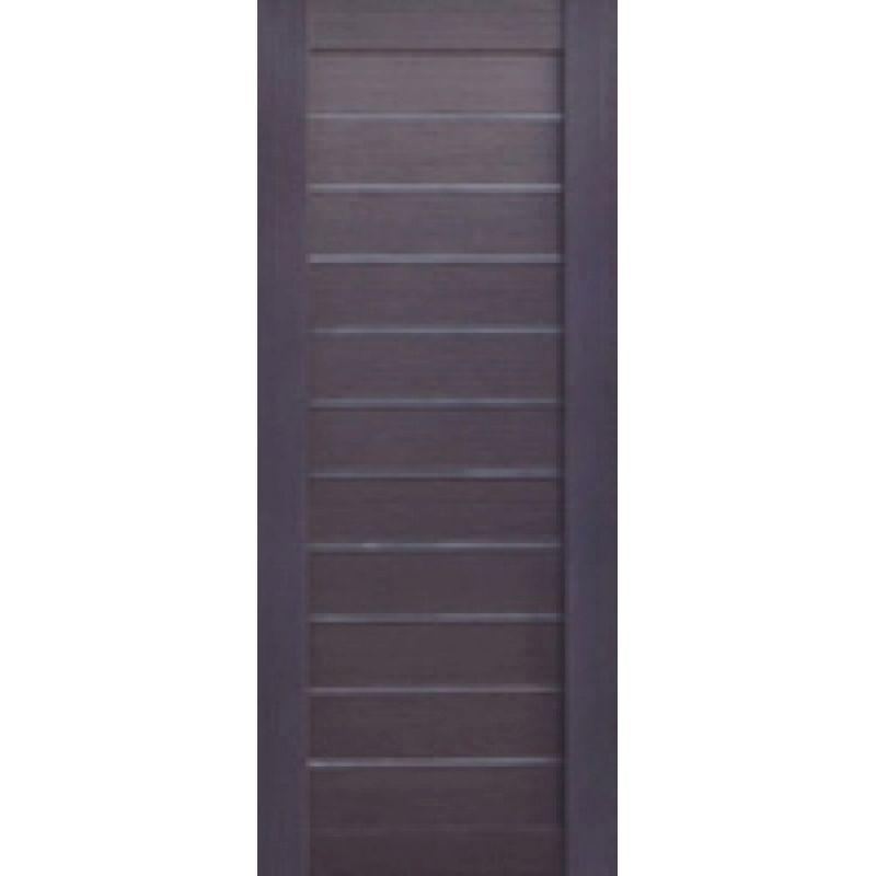 Межкомнатная дверь экошпон Ривьера 08, Венге шелк/Сосна прованс