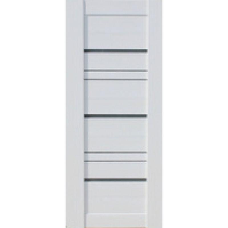 Межкомнатная дверь Экошпон Ривьера 03 Ясень патина