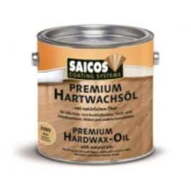 SAICOS Масло с твердым воском 3381 - Орех матовое 0,75мл