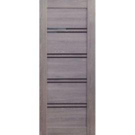 Межкомнатная дверь Экошпон Ривьера 38 Орех мраморный