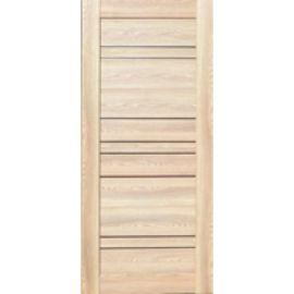 Межкомнатная дверь Экошпон Ривьера 45 Крем Экрю