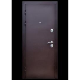 Входные двери Лидер Платина,мраморный орех ,венге