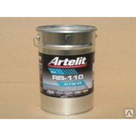Клей для паркета Artelit RB 110 Артелит каучуковый 21 кг.